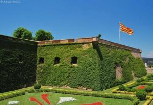 Castell de Montjuic, Barcelona