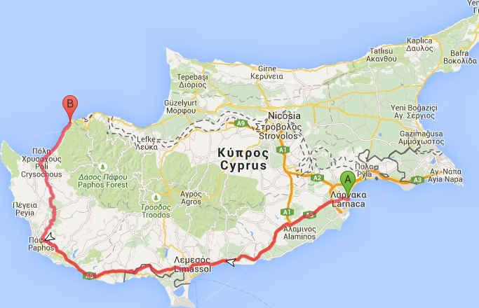 Cipru, o altfel de Grecie – partea 1