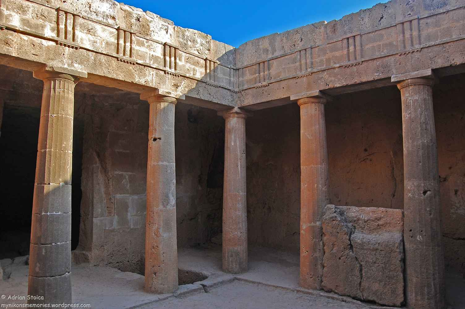 Cipru, o altfel de Grecie – Mormintele Regilor