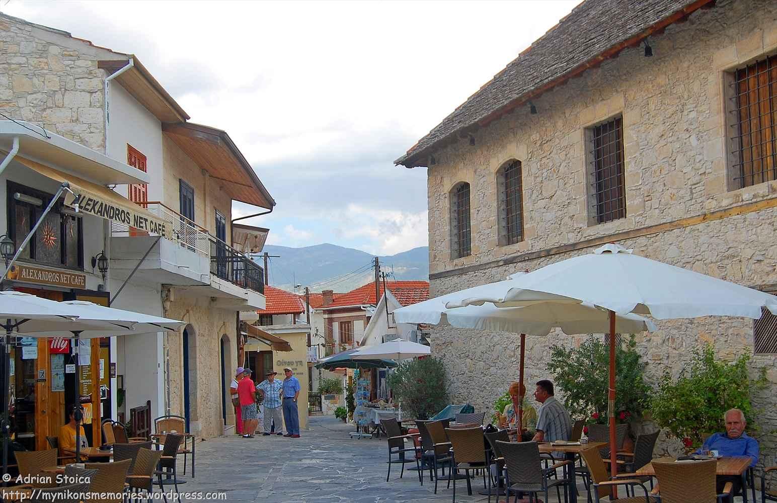 Cipru, o altfel de Grecie – Omodos