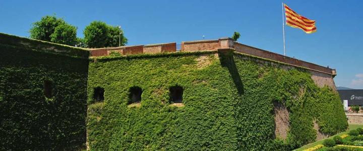 Castell de Montjuic de Barcelona