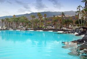 Lago Martianez, Tenerife - una dintre piscine