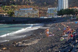 Plaja Martianez, Puerto de La Cruz, Tenerife