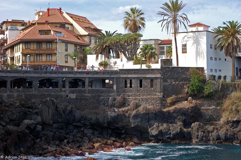 Punta del Viento, Puerto de la Cruz