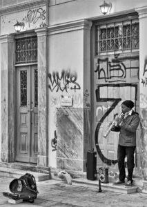 Muzica pe strada