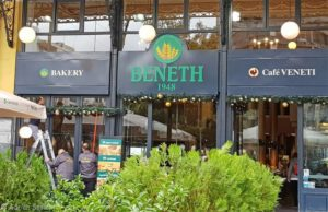 Veneti, in piata Omonia - best food