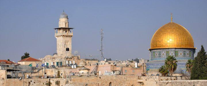 Zidul Plangerii si Muntele Templului